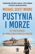 Pustynia i morze Michael Scott Moore - ebook mobi, epub