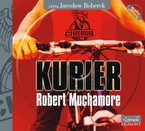 Kurier Robert Muchamore - audiobook mp3