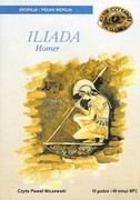 Iliada  Homer - audiobook mp3