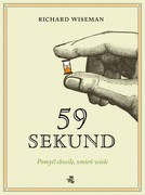 59 sekund Richard Wiseman - ebook epub, mobi
