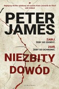 Niezbity dowód Peter James - ebook mobi, epub