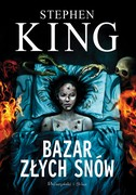 Bazar złych snów Stephen King - ebook mobi, epub
