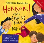 Horror Grzegorz Kasdepke - audiobook mp3