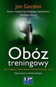 Obóz treningowy Jon Gordon - ebook mobi, epub