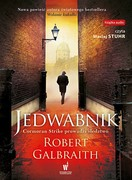 Jedwabnik Robert Galbraith - audiobook mp3