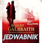 Jedwabnik Robert Galbraith (J. K. Rowling) - audiobook mp3
