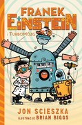 Franek Einstein i turbomózg Jon Scieszka - ebook epub, mobi