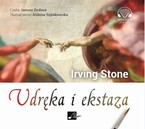 Udręka i ekstaza Irving Stone - audiobook mp3