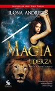 Magia uderza Ilona Andrews - ebook mobi, epub