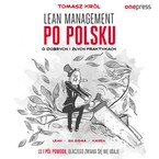 Lean management po polsku Tomasz Król - audiobook mp3