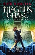 Młot Thora Rick Riordan - ebook mobi, epub