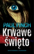 Krwawe święto Paul Finch - ebook epub, mobi