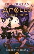 Apollo i boskie próby. Tom 4 Rick Riordan - ebook epub, mobi