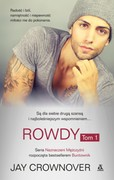 Rowdy. Tom 1 Jay Crownover - ebook mobi, epub