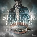Studium w szkarłacie Arthur Conan Doyle - audiobook mp3