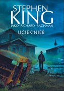 Uciekinier Stephen King - ebook epub, mobi