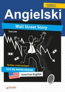 Angielski. The Wall Street Story Tom Law - ebook mobi, epub