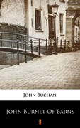 John Burnet of Barns John Buchan - ebook mobi, epub