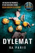 Dylemat B.A. Paris - ebook epub, mobi