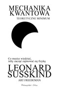 Mechanika kwantowa Leonard Susskind - ebook epub, mobi