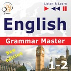 English Grammar Master: Grammar Tenses + Grammar Practice – Advanced Level: B2–C1 Dorota Guzik - audiobook mp3, pdf