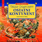 Ostatni kontynent Terry Pratchett - audiobook mp3