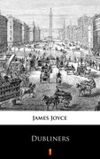 Dubliners James Joyce - ebook mobi, epub