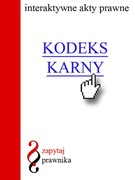 Kodeks karny - ebook mobi, epub