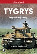 Tygrys Thomas Anderson - ebook mobi, epub