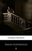 David Copperfield Charles Dickens - ebook mobi, epub