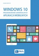 Windows 10 Dawid Borycki - ebook mobi, epub