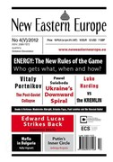 New Eastern Europe - eprasa epub, mobi