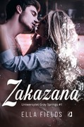 Zakazana Ella Fields - ebook epub, mobi