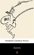 Boon Herbert George Wells - ebook mobi, epub