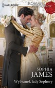 Wybranek lady Sephory Sophia James - ebook mobi, epub