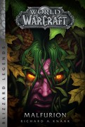World of Warcraft: Malfurion Richard A. Knaak - ebook epub, mobi