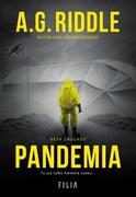 Pandemia A.G. Riddle - ebook mobi, epub