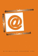 Domeny internetowe Maciej Dutko - ebook epub, mobi