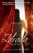 Zdrada Sara Poole - ebook mobi, epub