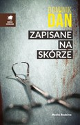 Zapisane na skórze Dominik Dán - ebook mobi, epub