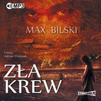 Zła krew Max Bilski - audiobook mp3