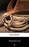 Donnegan Max Brand - ebook epub, mobi