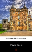 Król Lear William Shakespeare - ebook mobi, epub