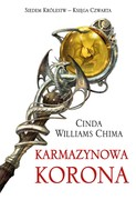 Karmazynowa korona Cinda Williams Chima - ebook epub, mobi