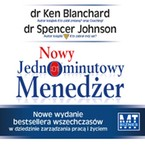 Nowy jednominutowy menedżer Spencer Johnson - audiobook mp3