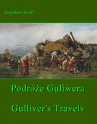 Podróże Gulliwera. Gulliver's Travels Jonathan Swift - ebook epub, mobi