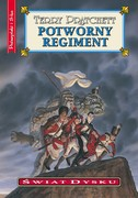 Potworny regiment Terry Pratchett - ebook mobi, epub