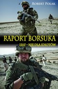 Raport Borsuka Robert Polak - ebook mobi, epub
