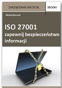 ISO 27001 Michał Borucki - ebook pdf