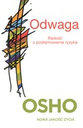 Odwaga Osho  - ebook mobi, epub
